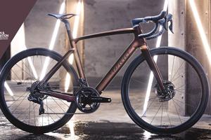 UD karbónová tkanina v cyklistickom priemysle